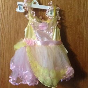 Brand new w tags Disney baby belle costume 2t